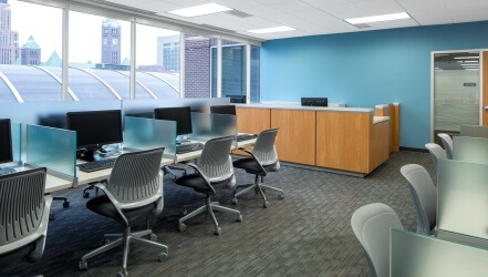 Mohagen Hansen | Architecture | Interior Design | Minneapolis |Hennepin County Central NE Minneapolis Regional Hub