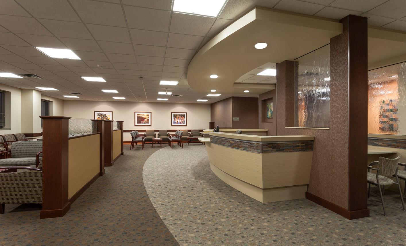 Two Twelve Medical Center | Healthcare | Mohagen Hansen | Architecture | Interior Design | Minneapolis