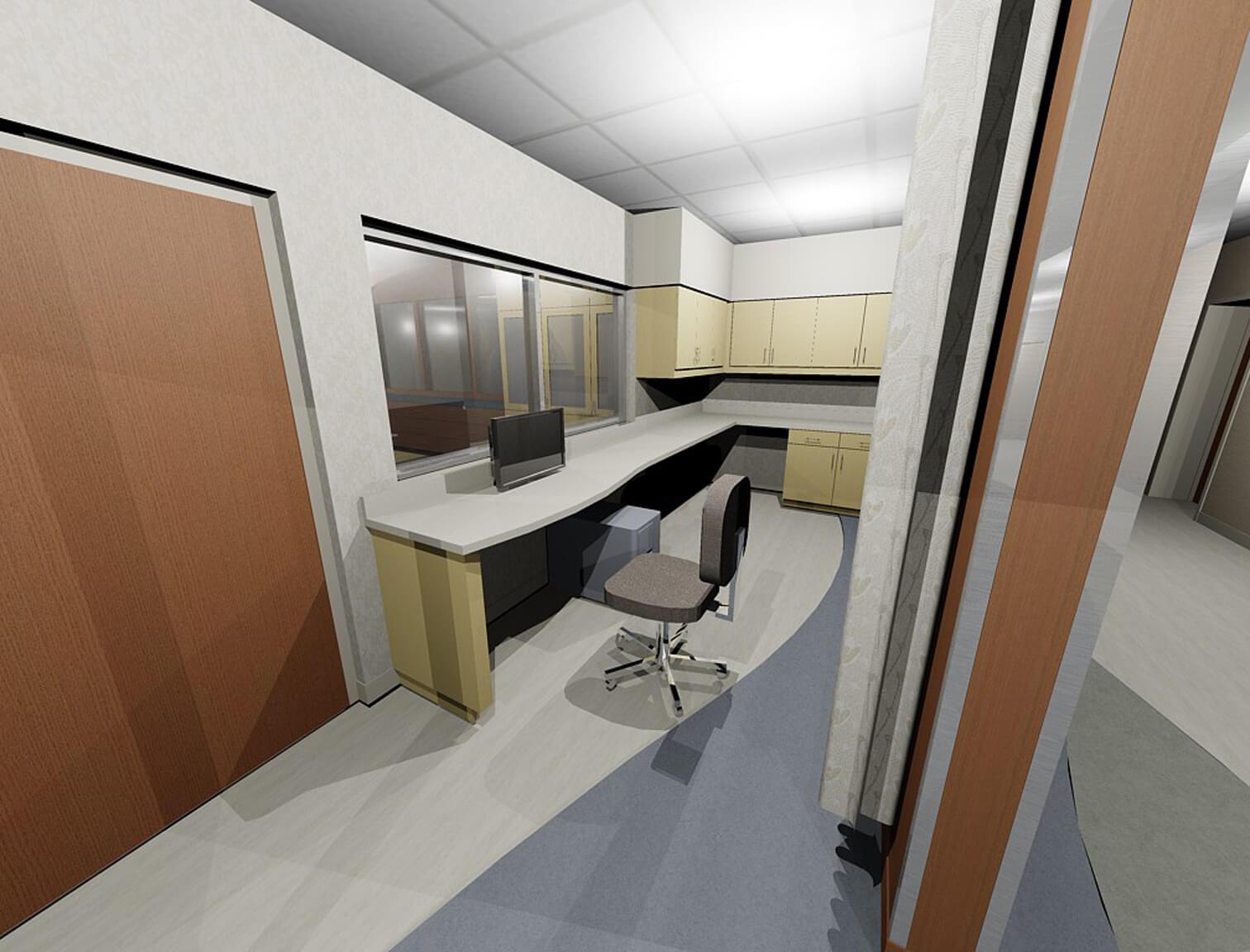 Mohagen Hansen | Architecture | Interior Design | Wausau | Aspirus MRI | Wisconsin