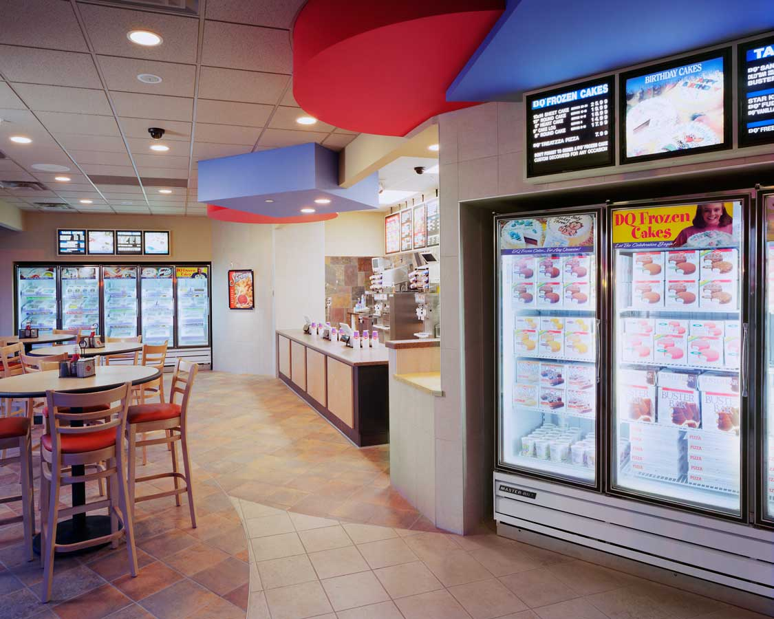 Mohagen Hansen | Architecture | Interior Design | Minneapolis | Dairy Queen