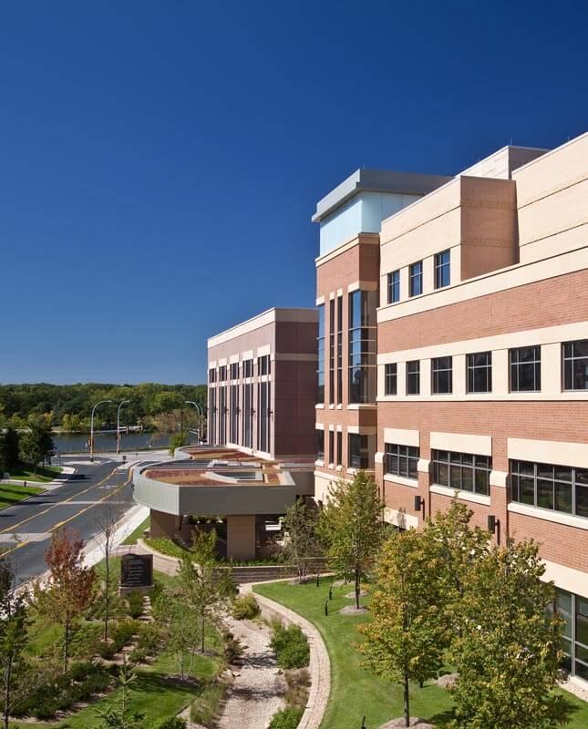 Mohagen Hansen   Architecture   Interior Design   Minneapolis  Edina Crosstown Medical Specialty Center