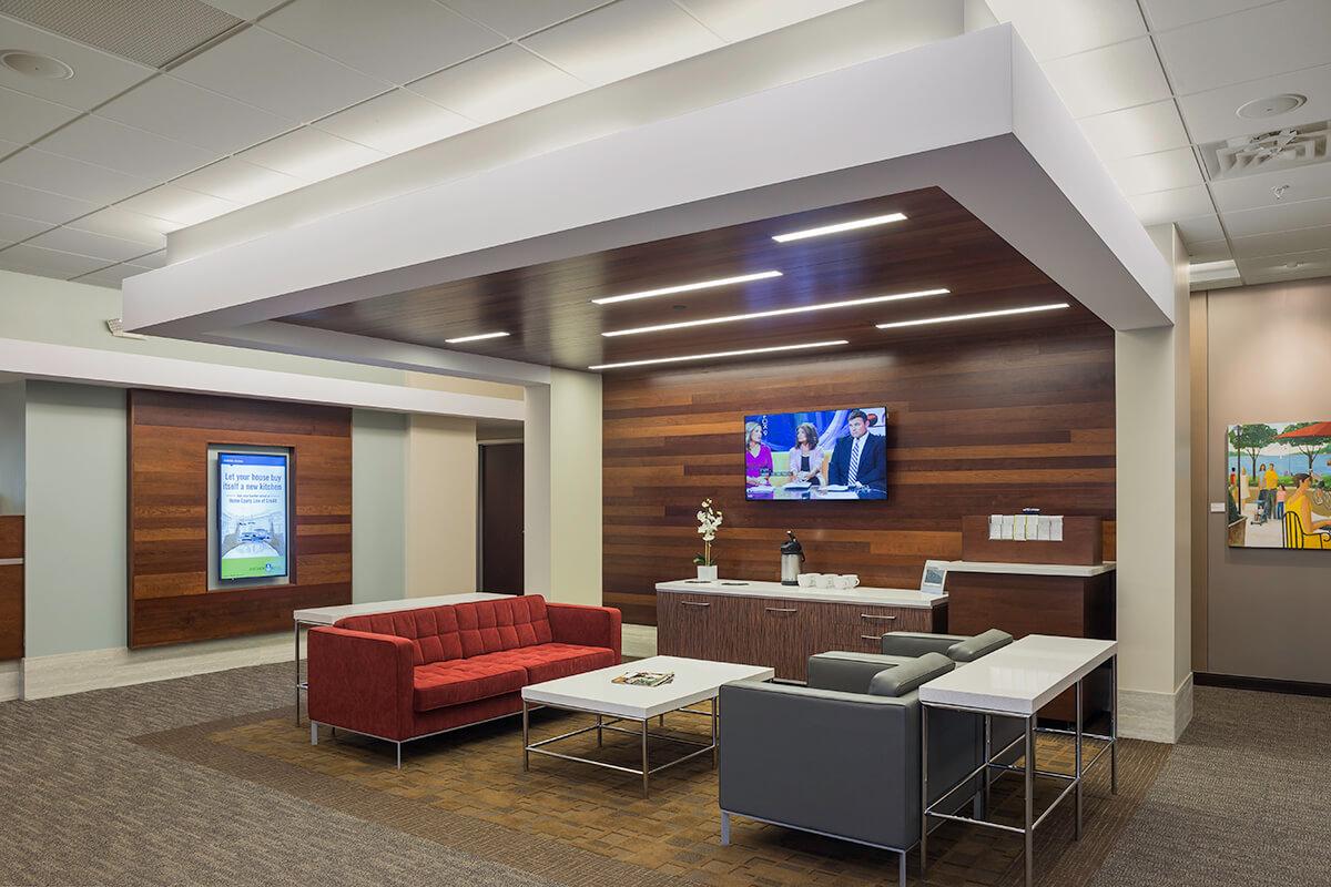 Anchor Bank | Wayzata | Mohagen Hansen | Architecture | Interior Design