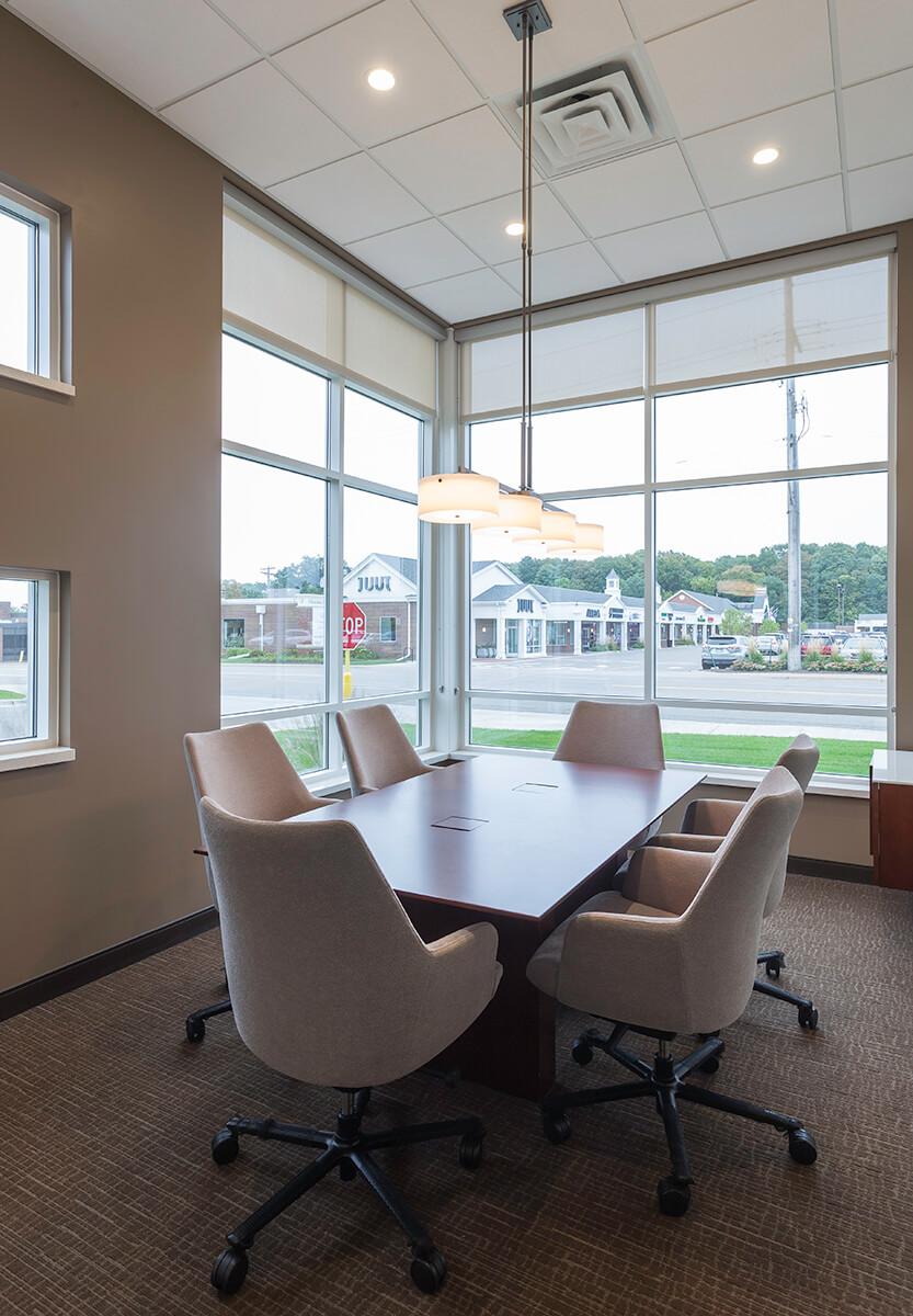 Anchor Bank   Wayzata   Mohagen Hansen   Architecture   Interior Design