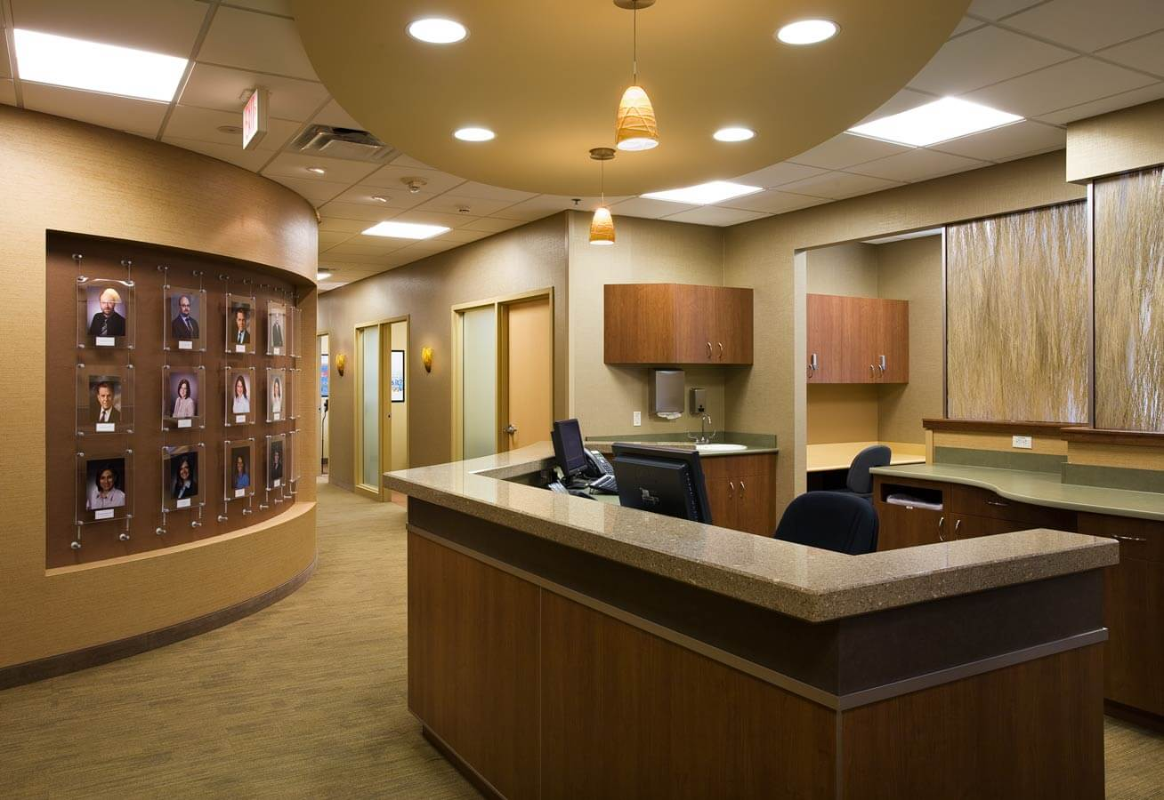 Mohagen Hansen | Architecture | Interior Design | Minneapolis |Paparella Ear, Head and Neck Clinic
