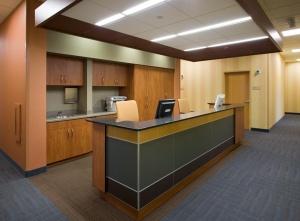 Mohagen Hansen | Architecture | Interior Design | Minneapolis |Southwest Metro Endoscopy Center and Clinic