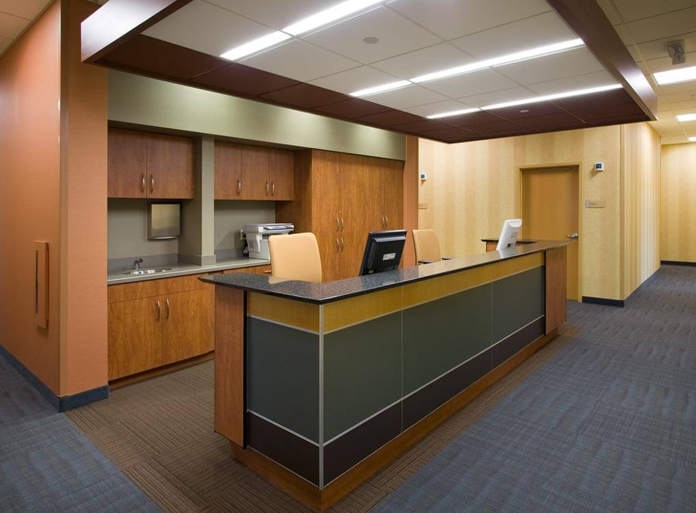 SW Metro Endoscopy Center Space Planning Specialty Clinics