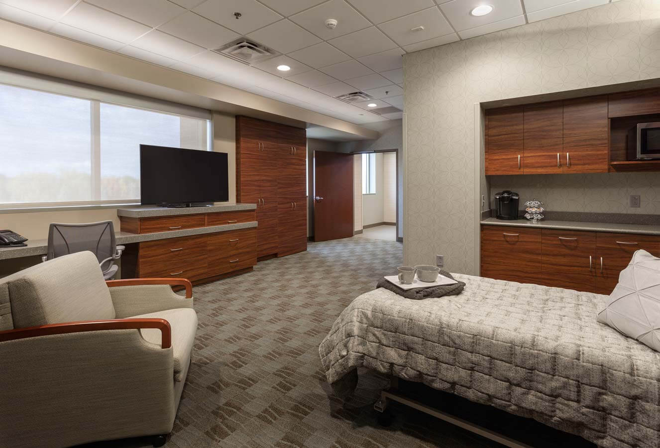 Mohagen Hansen | Architecture | Interior Design | Minneapolis |Two Twelve Medical Surgery Center