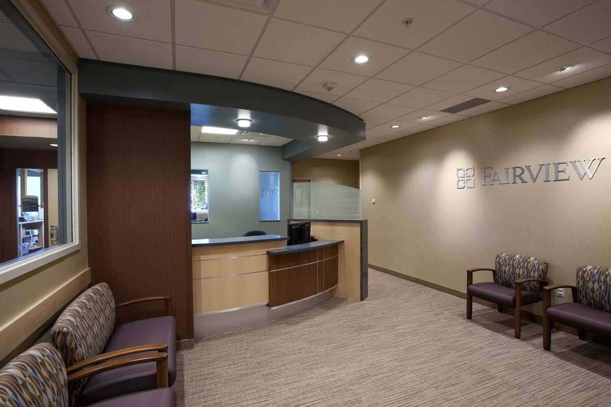 Mohagen Hansen | Architecture | Interior Design | Minneapolis |Fairview Wyoming Orthopedic Specialty Center