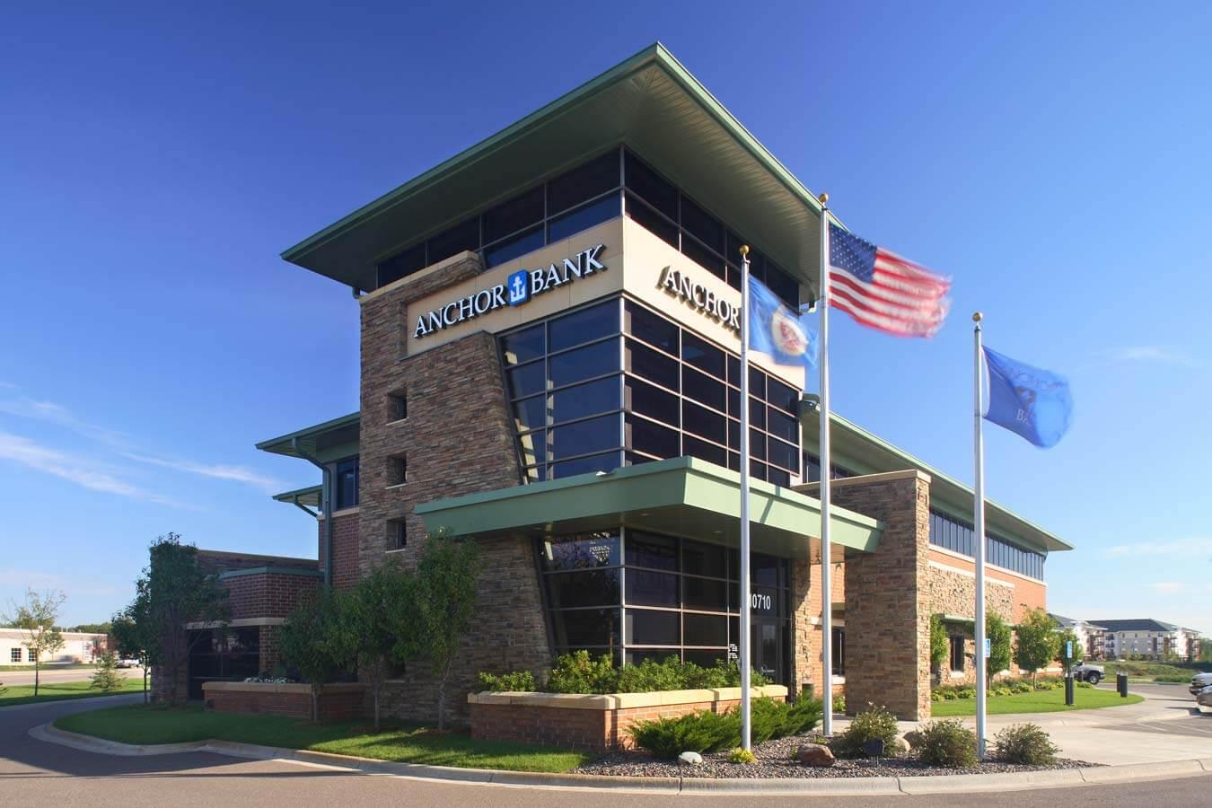 Mohagen Hansen   Architecture   Interior Design   Minneapolis   Anchor Bank