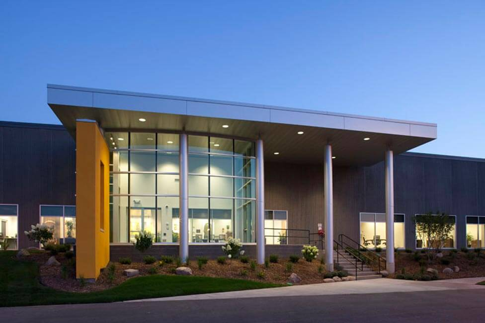 Mohagen Hansen   Architecture   Interior Design   Minneapolis   Caterpillar