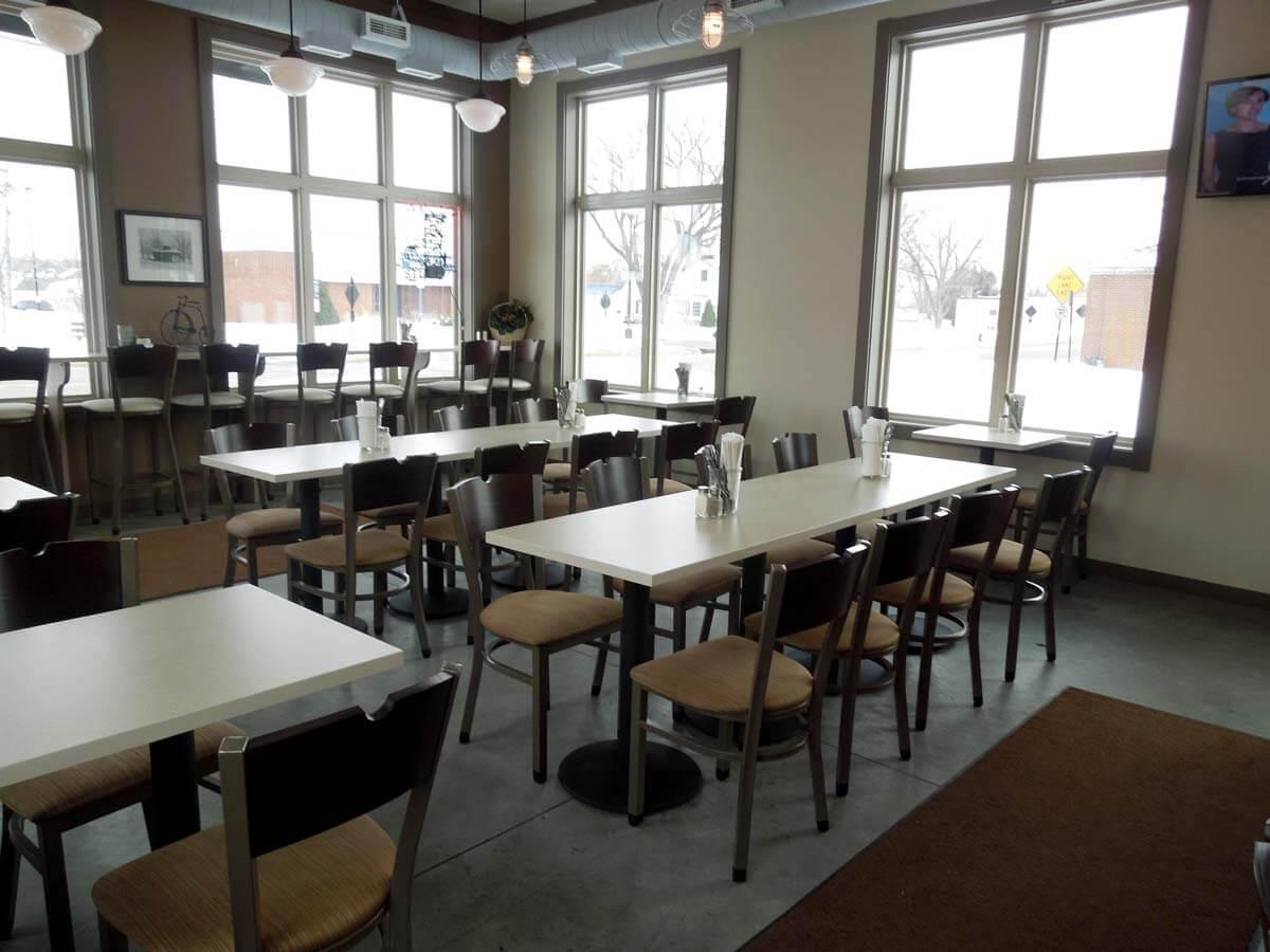 dakota junction dining hall