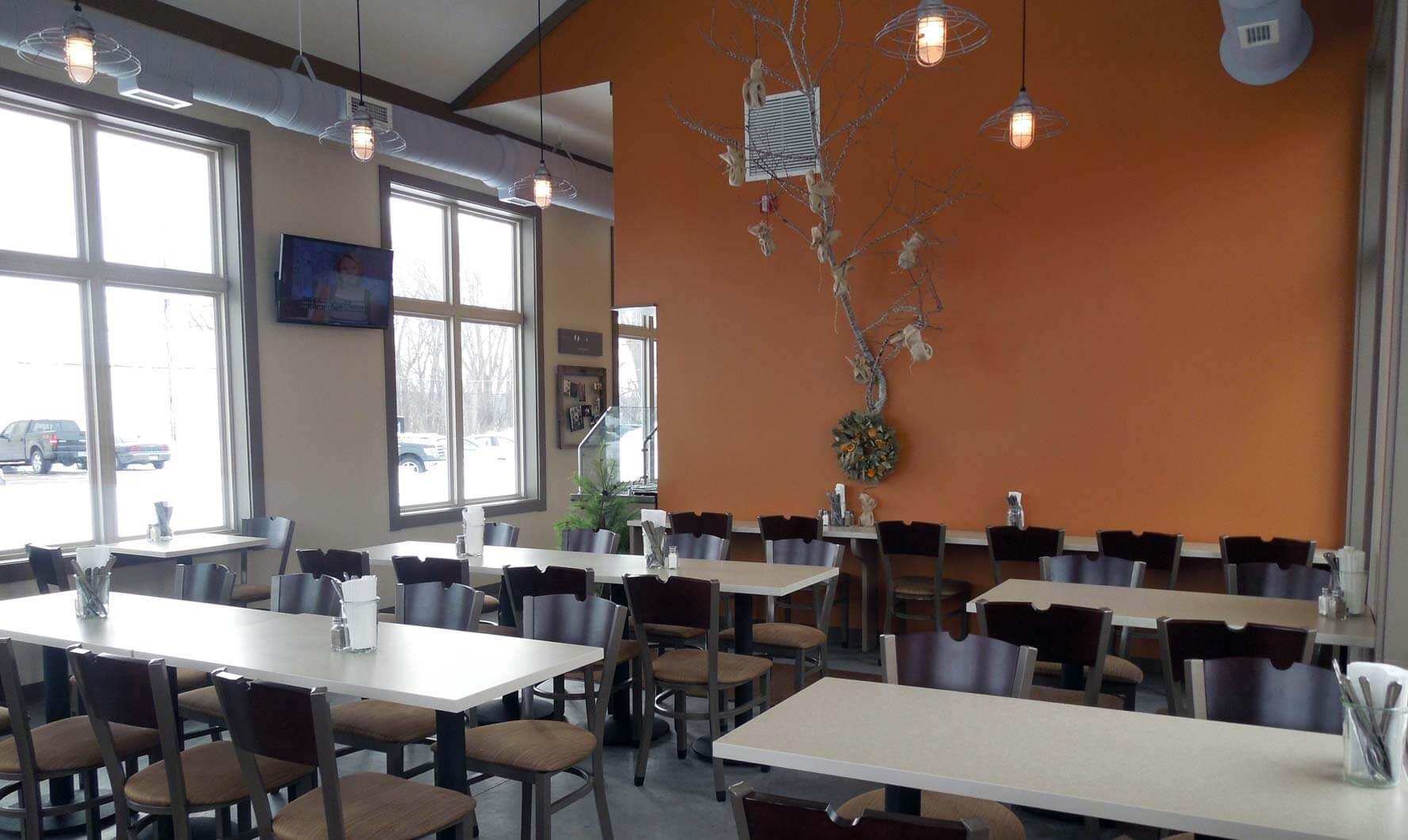 Dakota Restaurant Architecture Minneapolis, Dakota Restaurant Interior Design Minneapolis | Mohagen Hansen