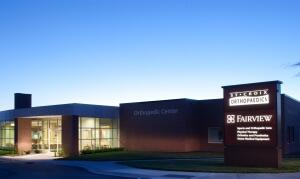 Mohagen Hansen | Architecture | Interior Design | Minneapolis | Fairview Wyoming Orthopedic Specialty Center
