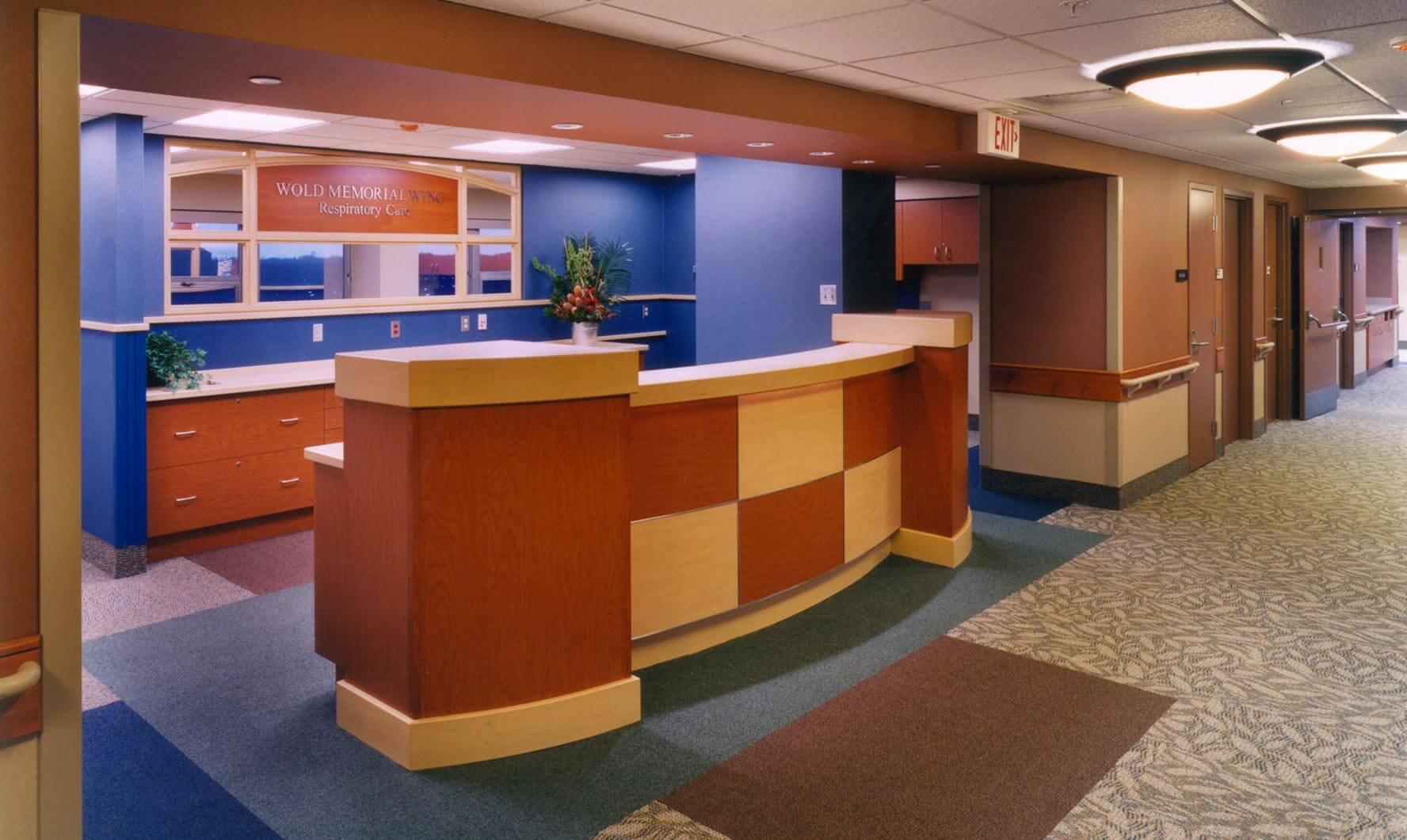 Mohagen Hansen | Architecture | Interior Design | Minneapolis |HealhEast | Bethesda Rehabilitation Hospital