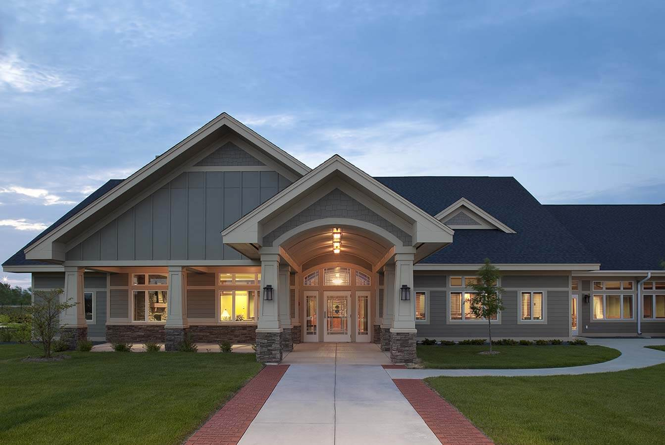 Mohagen Hansen | Architecture | Interior Design | Minneapolis | hospice house