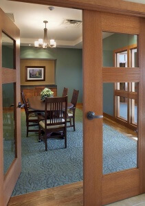 Mohagen Hansen   Architecture   Interior Design   Minneapolis   hospice house