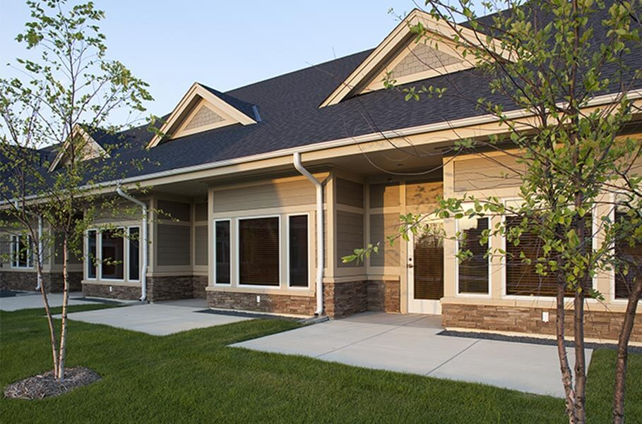 Mohagen Hansen | Architecture | Interior Design | Minneapolis | Hospice house