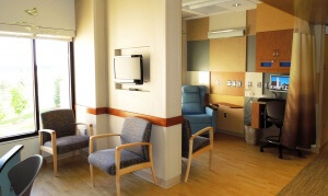 Mohagen Hansen | Architecture | Interior Design | Minneapolis |Northfield Hospital | Infusion Center
