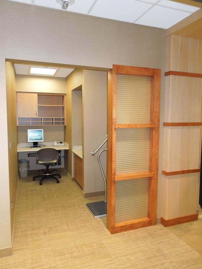 Mohagen Hansen   Architecture   Interior Design   Minneapolis  Northfield Hospital   Infusion Center