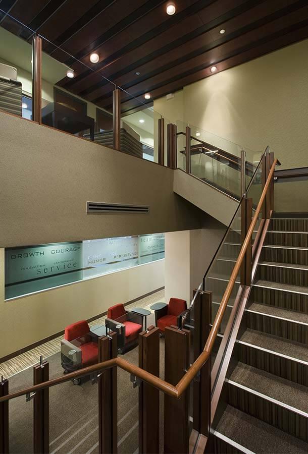 Mohagen Hansen   Architecture   Interior Design   Minneapolis   Motors Management