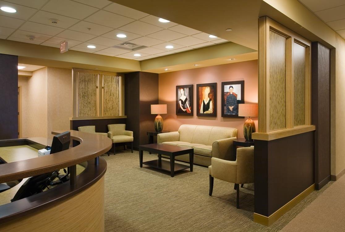 Mohagen Hansen | Architecture | Interior Design | Minneapolis |North Clinic