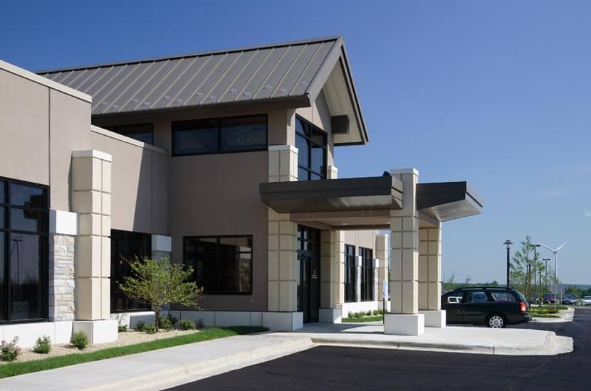 Mohagen Hansen   Architecture   Interior Design   Minneapolis  Northfield Clinic