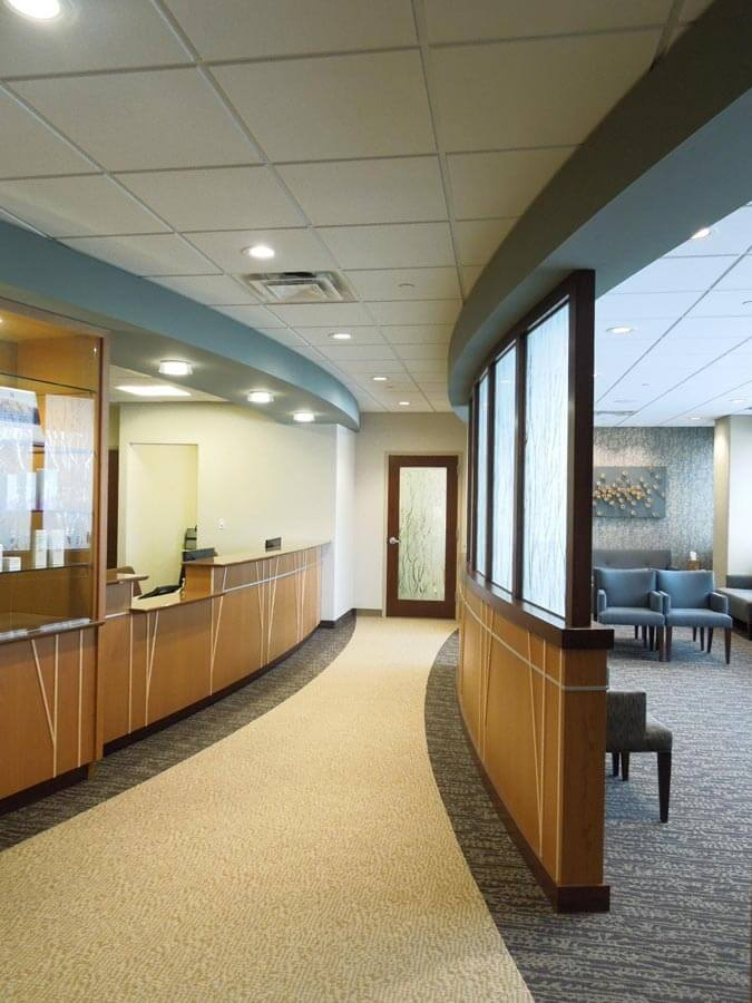 Skin Care Doctors Architecture Specialty Clinics Space Planning Minneapolis Mohagen Hansen