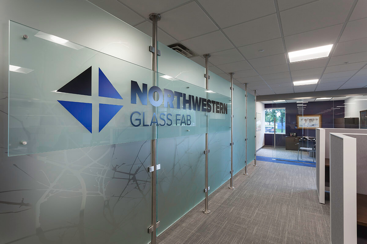 Brin Northwestern Glass | Mohagen Hansen | Architecture | Interior Design