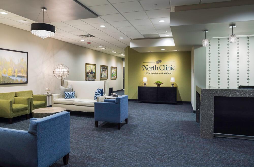 North Clinic   Mohagen Hansen   Architecture   Interior Design