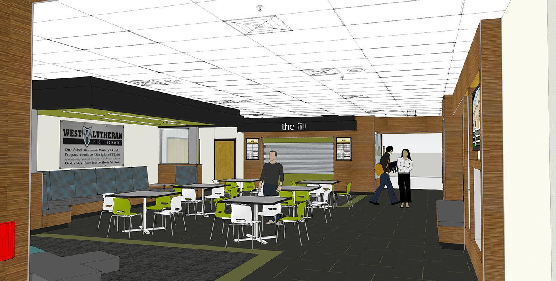 West Lutheran High School | Mohagen Hansen | Architecture | Interior Design