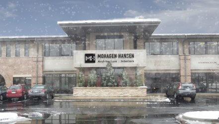 Mohagen Hansen in winter