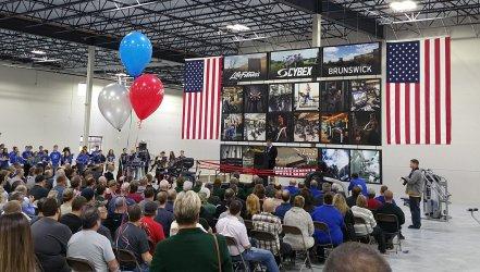 Cybex Celebrates Grand Opening!