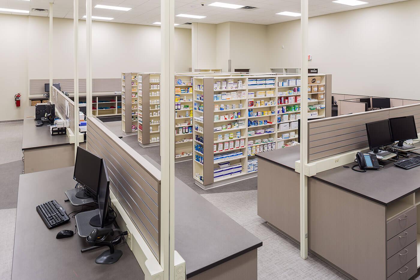 Mohagen_Hansen_Laboratory Mohagen Hansen | Architecture | Interior Design | Minneapolis | Sterling Pharmacy