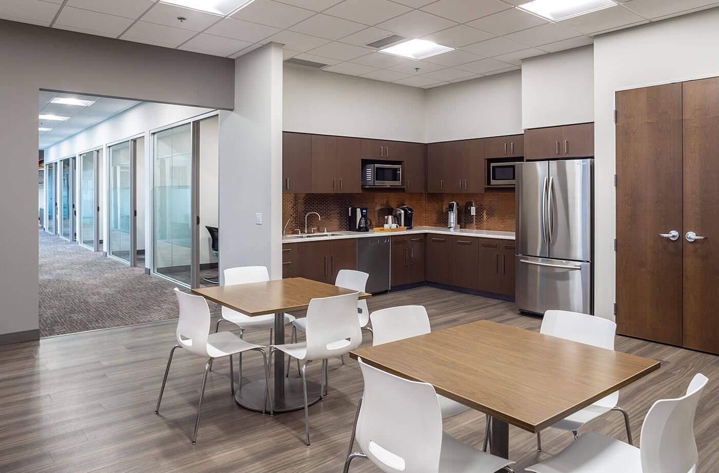 Nexus Solutions Kitchen Area Design | Mohagen Hansen
