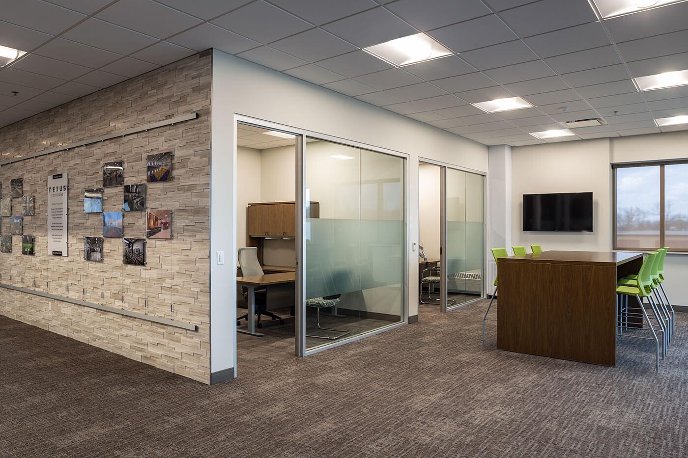 Nexus Solutions Main Walkspace Design | Mohagen Hansen