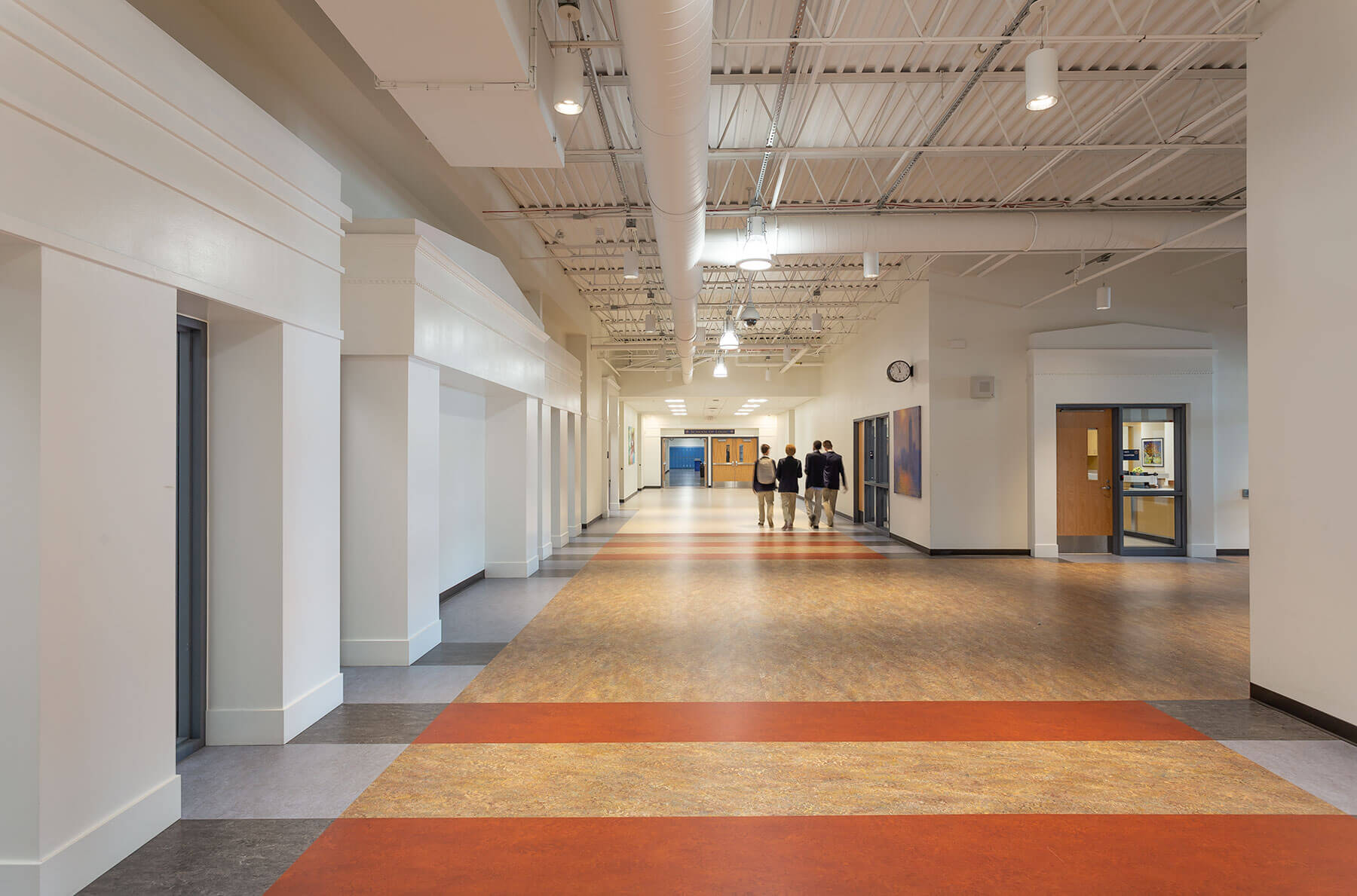 Mohagen Hansen | Architecture | Interior Design | Minneapolis | Parnassus Preparatory School