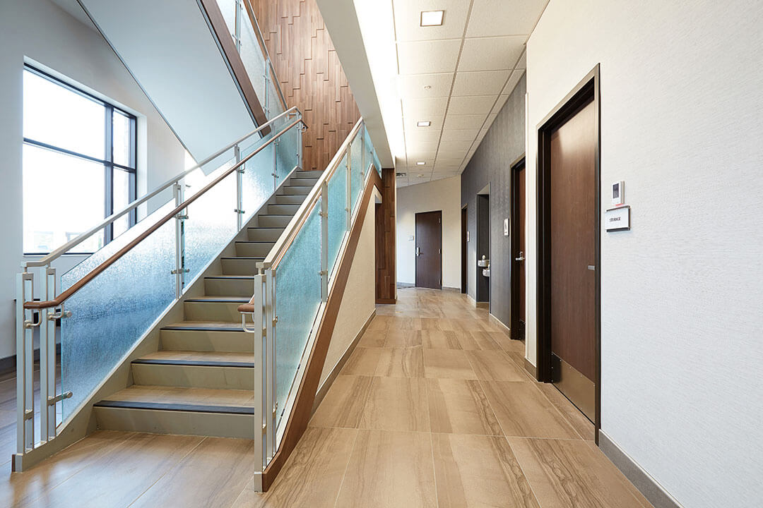 Mohagen Hansen | Architecture | Interior Design | Minneapolis | Maple Grove Medical Office Building